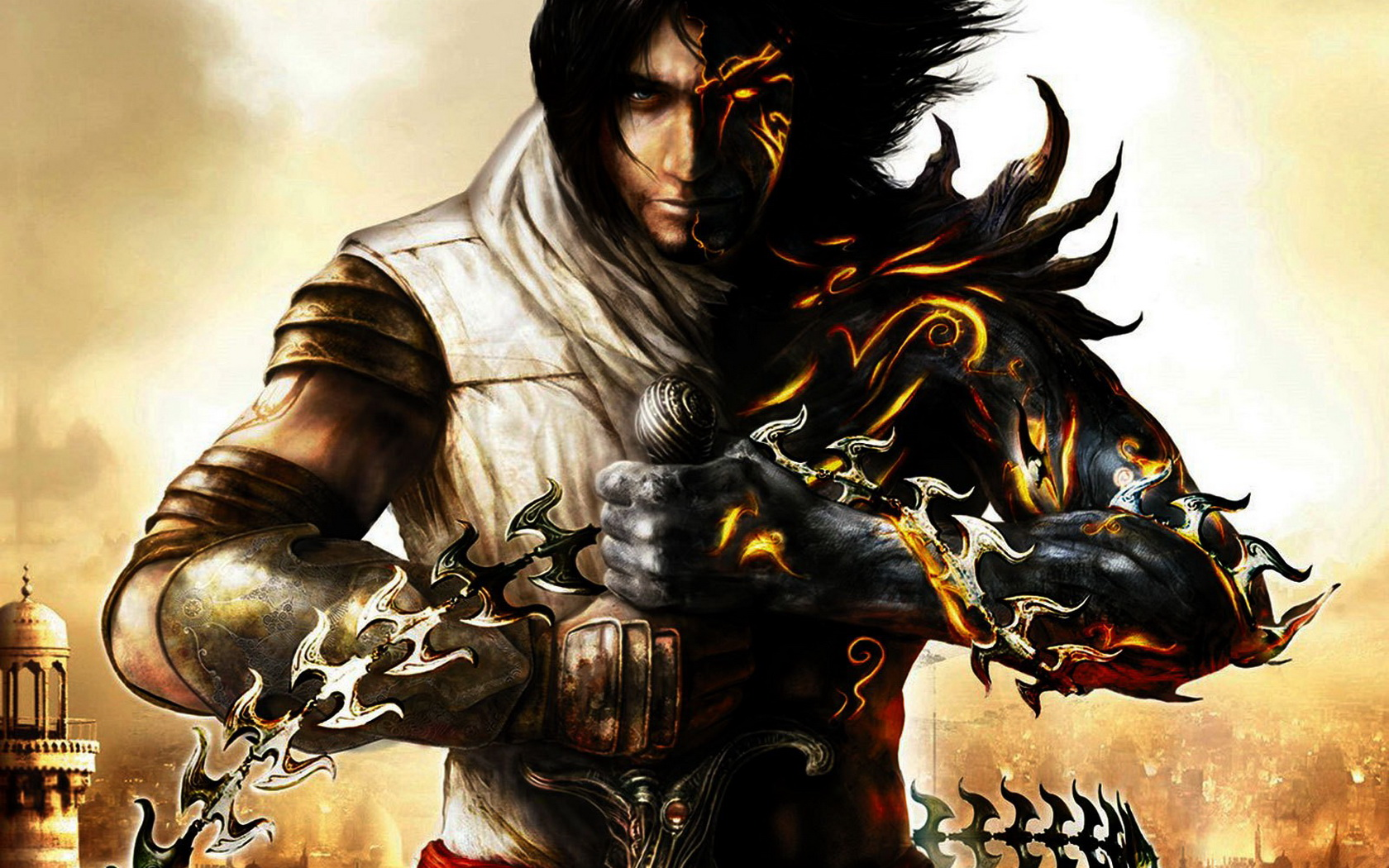 Video Game - Prince Of Persia: The Two Thrones  - Prince Of Persia Bakgrund