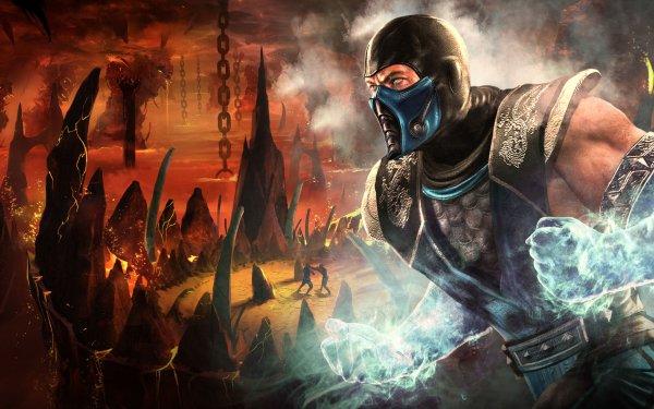 Video Game Mortal Kombat Vs. DC Universe Mortal Kombat HD Wallpaper | Background Image
