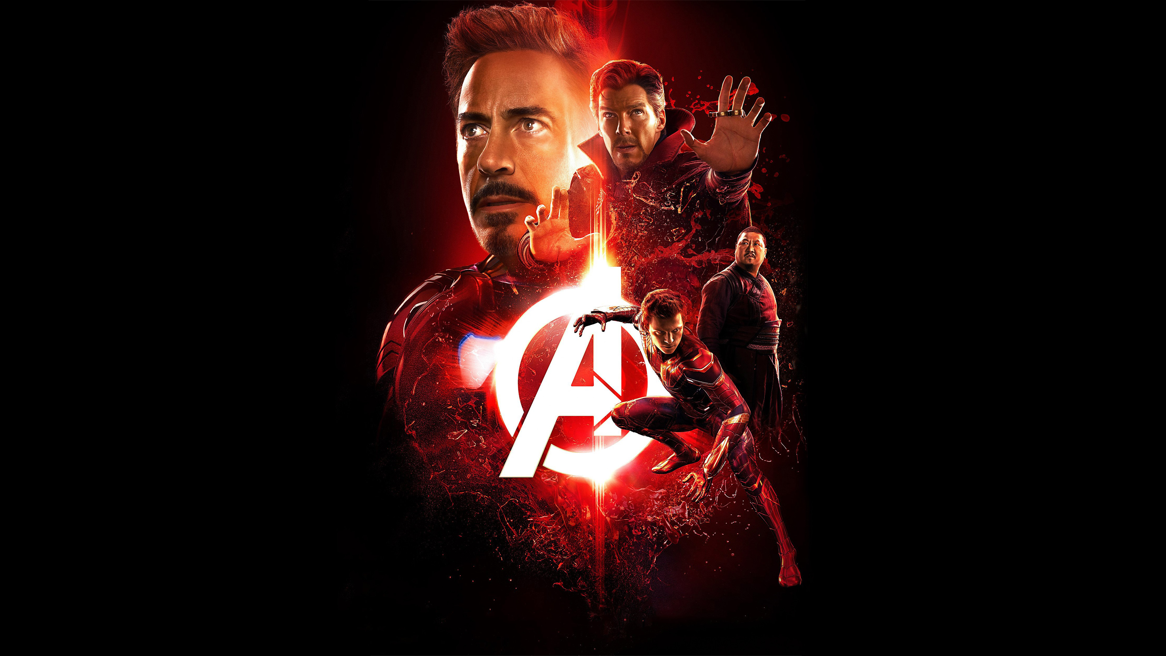 avengers: infinity war 4k ultra hd wallpaper | hintergrund