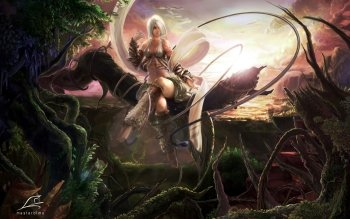 Fantasy - Women Wallpapers and Backgrounds ID : 91101