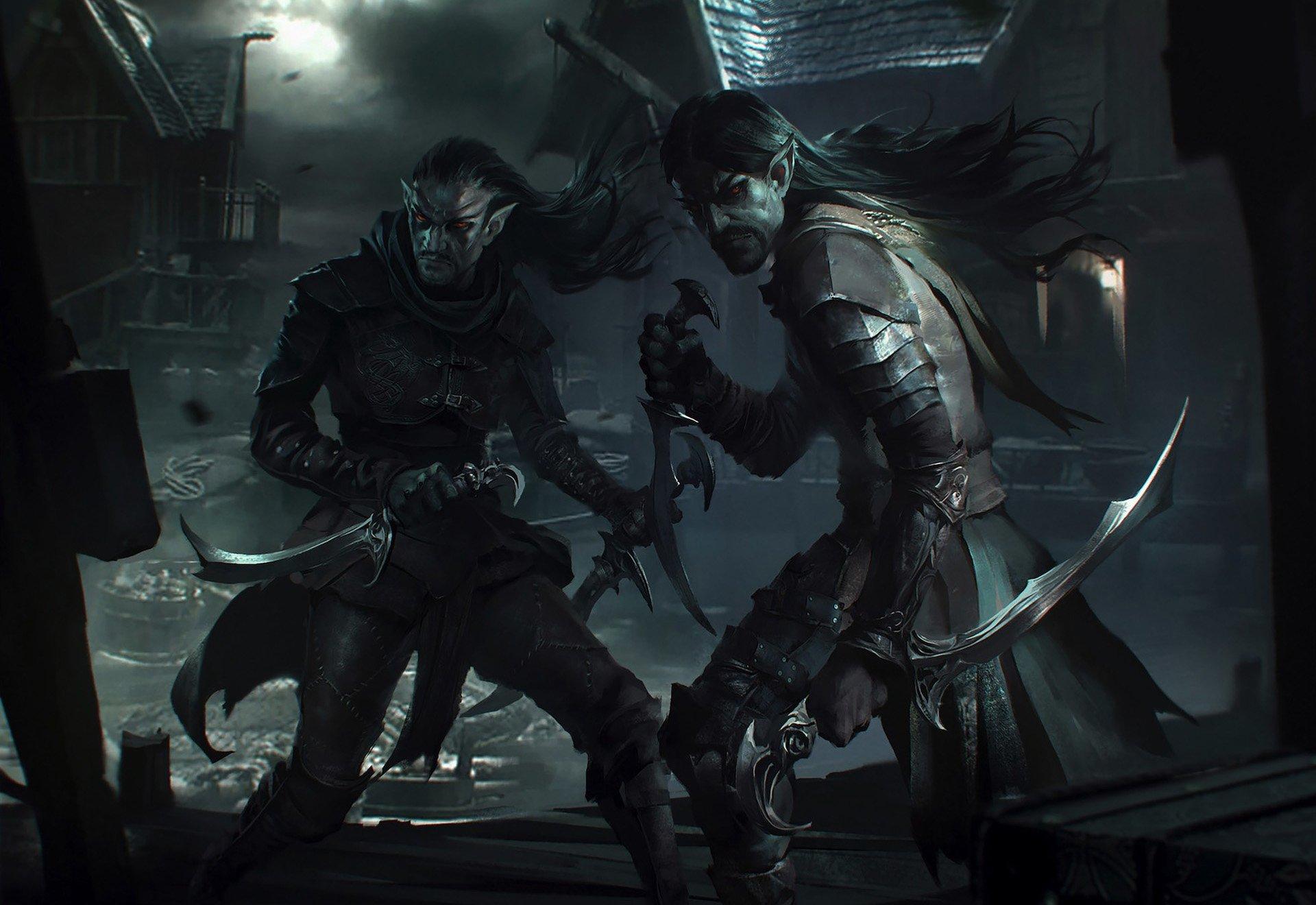 Video Game - The Elder Scrolls: Legends  Wallpaper