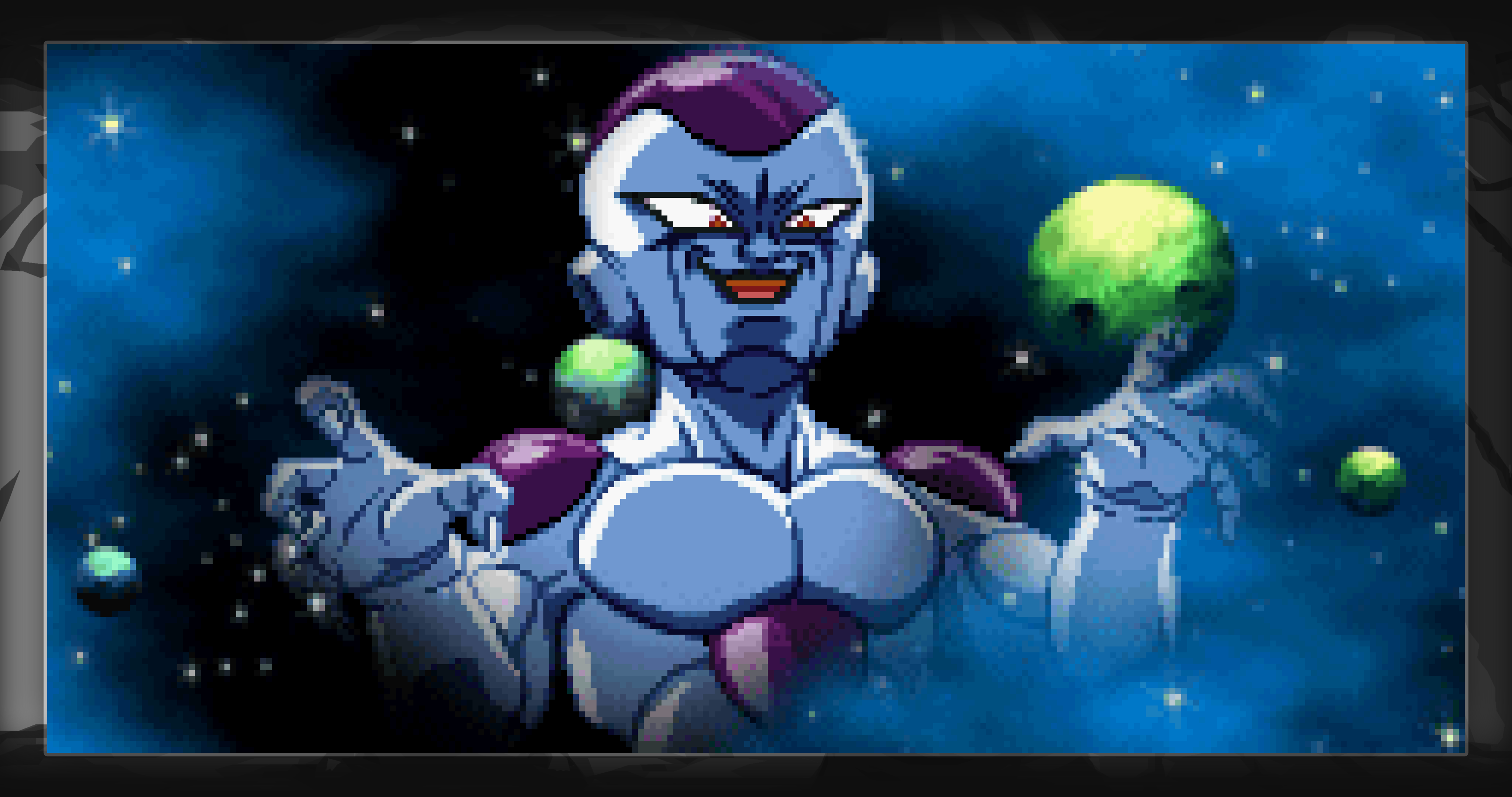 Dragon Ball Z Supersonic Warriors Freezer 4k Wallpaper 4k