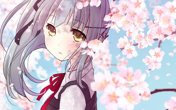 Anime Kantai Collection Kasumi HD Wallpaper | Background Image