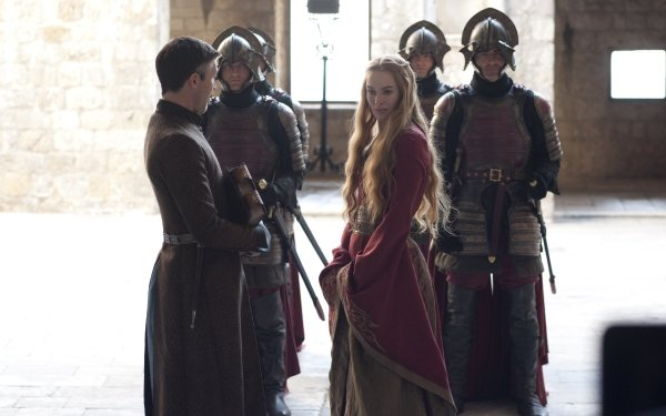TV Show Game Of Thrones Petyr Baelish Cersei Lannister Lena Headey Aidan Gillen HD Wallpaper | Background Image