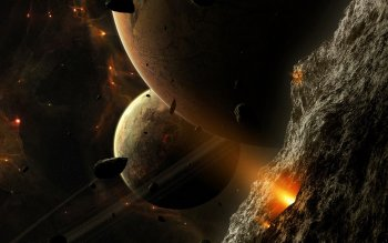 Sci Fi - Planets Wallpapers and Backgrounds ID : 91823