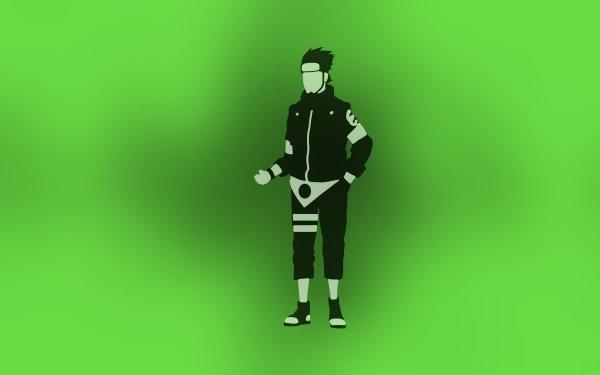 Anime Naruto Asuma Sarutobi Green HD Wallpaper | Background Image