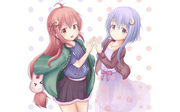 Anime Kantai Collection Yayoi Uzuki HD Wallpaper   Background Image