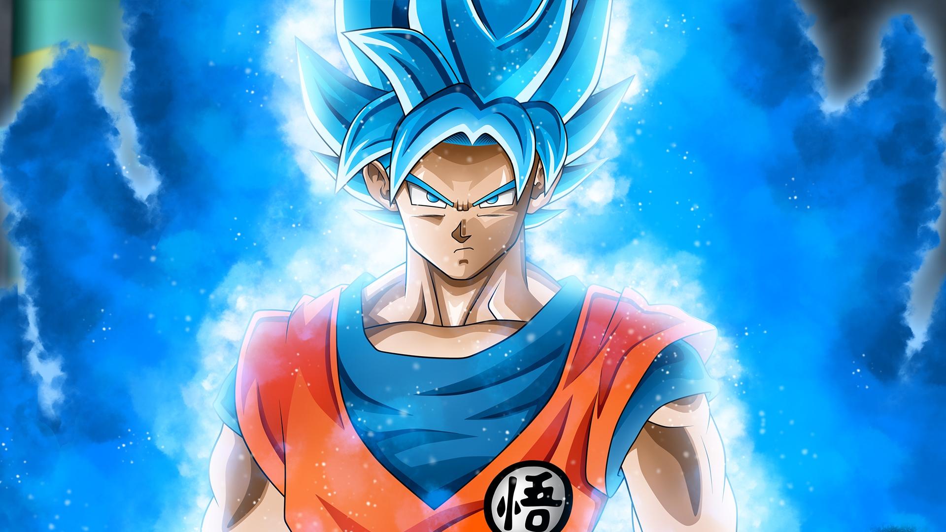 Dragon Ball Super - Goku Fondo de pantalla HD | Fondo de Escritorio | 1920x1080 | ID:922139 ...