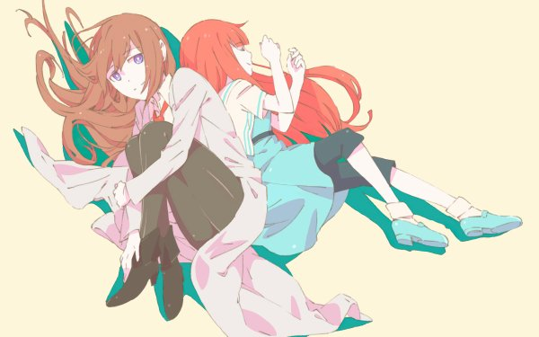 Anime Steins;Gate Kurisu Makise Kagari Shiina HD Wallpaper | Background Image