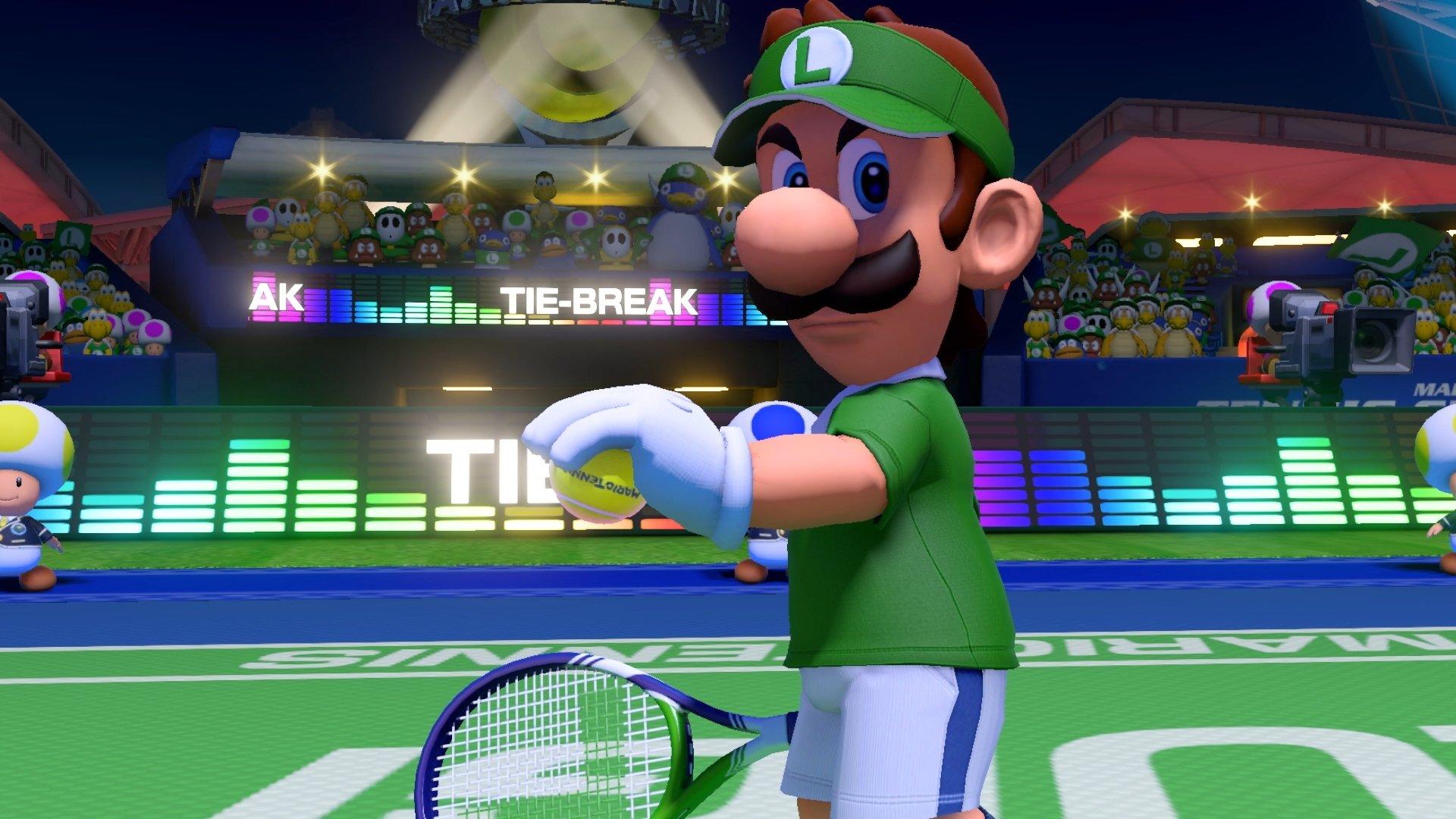 Fondos de pantalla de mario tennis