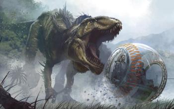 5 Jurassic World Evolution Hd Wallpapers Background