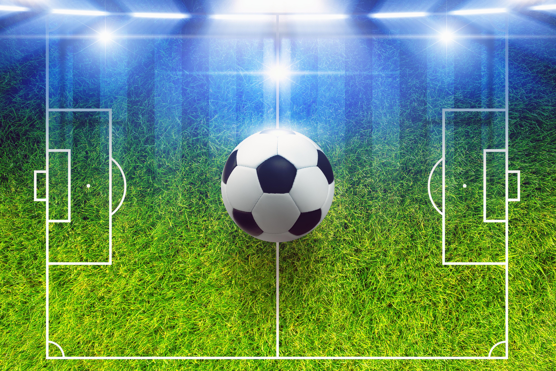 Fussball 4k Ultra Hd Wallpaper Hintergrund 4896x3264 Id