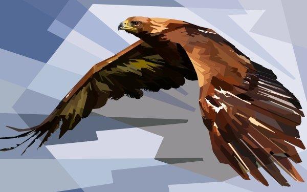 Animal Artistic Bird Eagle HD Wallpaper | Background Image