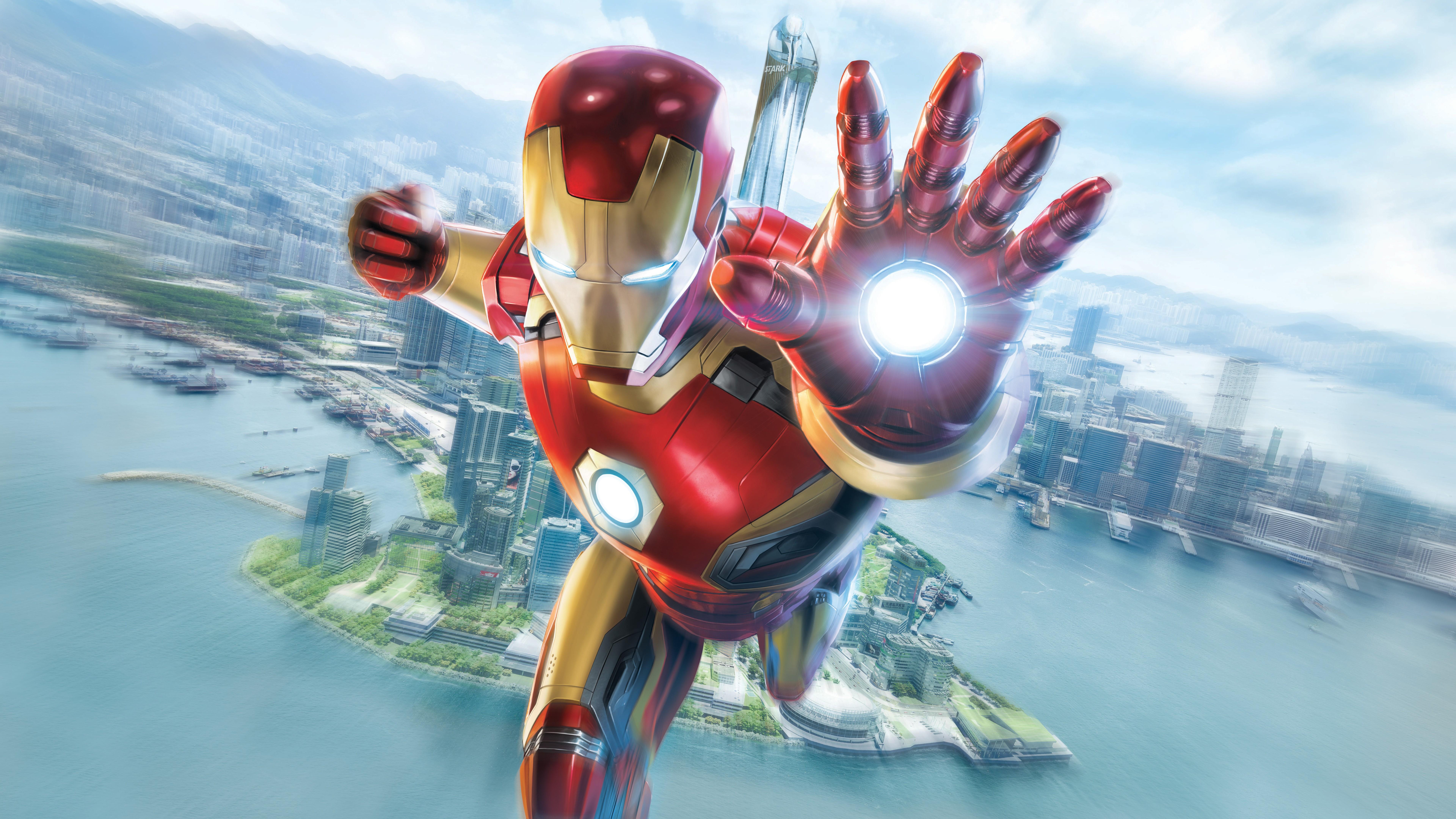 Iron Man 8k Ultra HD Wallpaper   Background Image   7680x4320   ID:926671 - Wallpaper Abyss