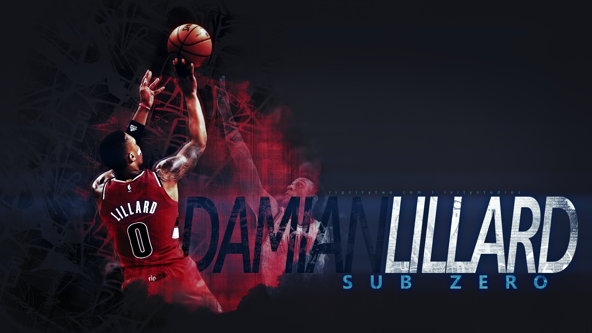 10 Damian Lillard HD Wallpapers