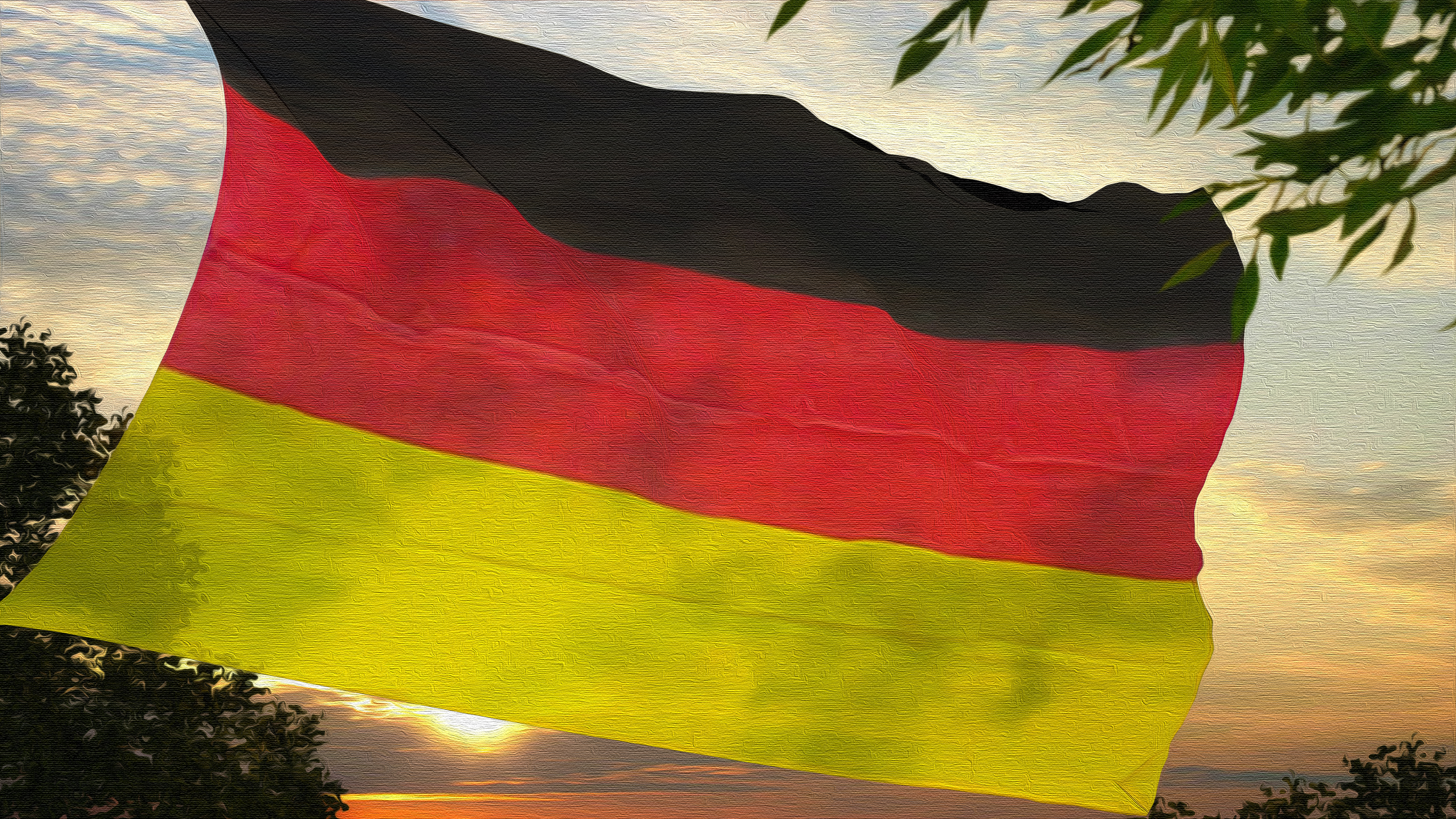 Flag Of Germany Wallpapers ID929061