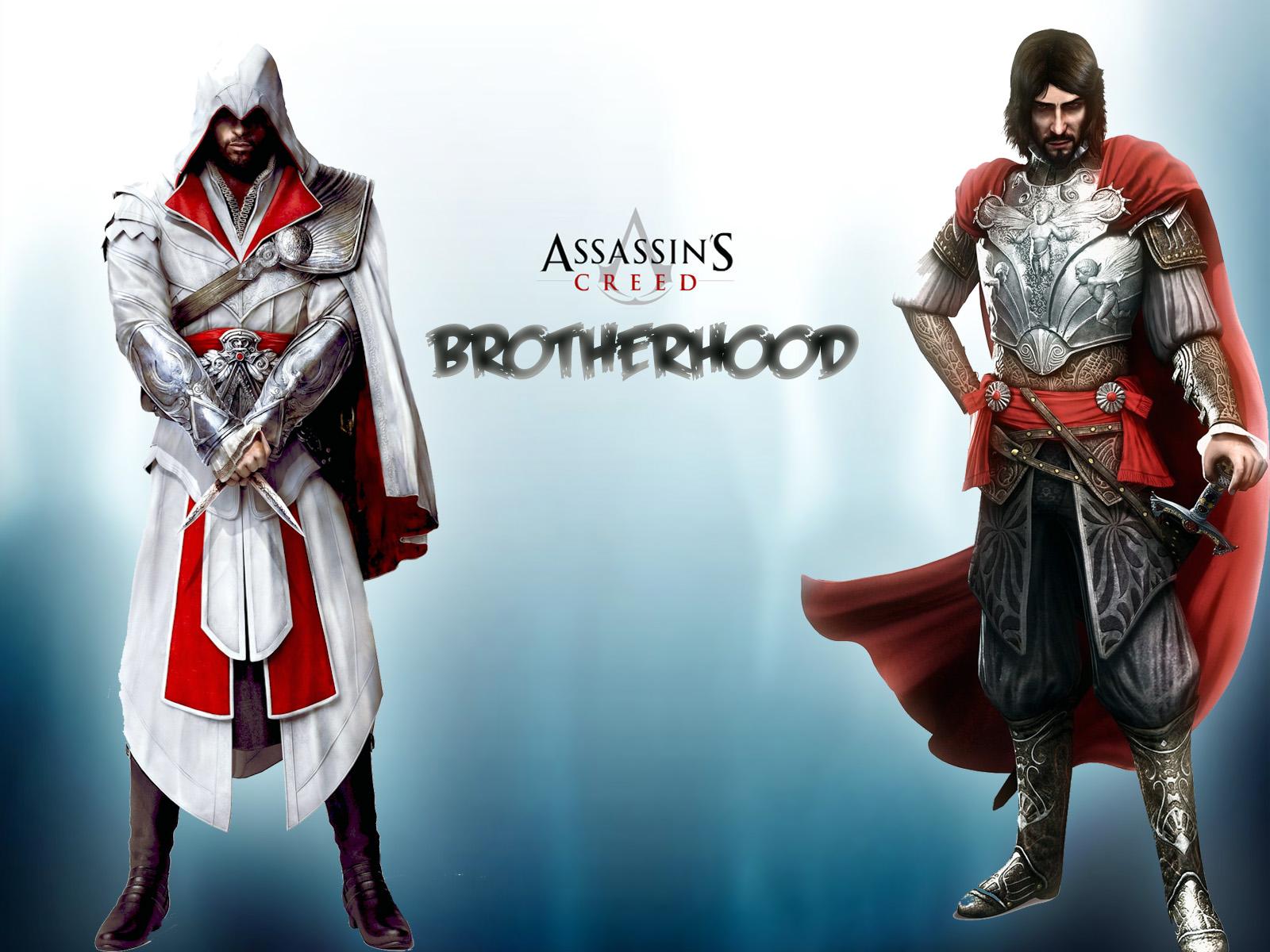 Videogioco assassin 39 s creed brotherhood sfondo for Assassin s creed sfondi