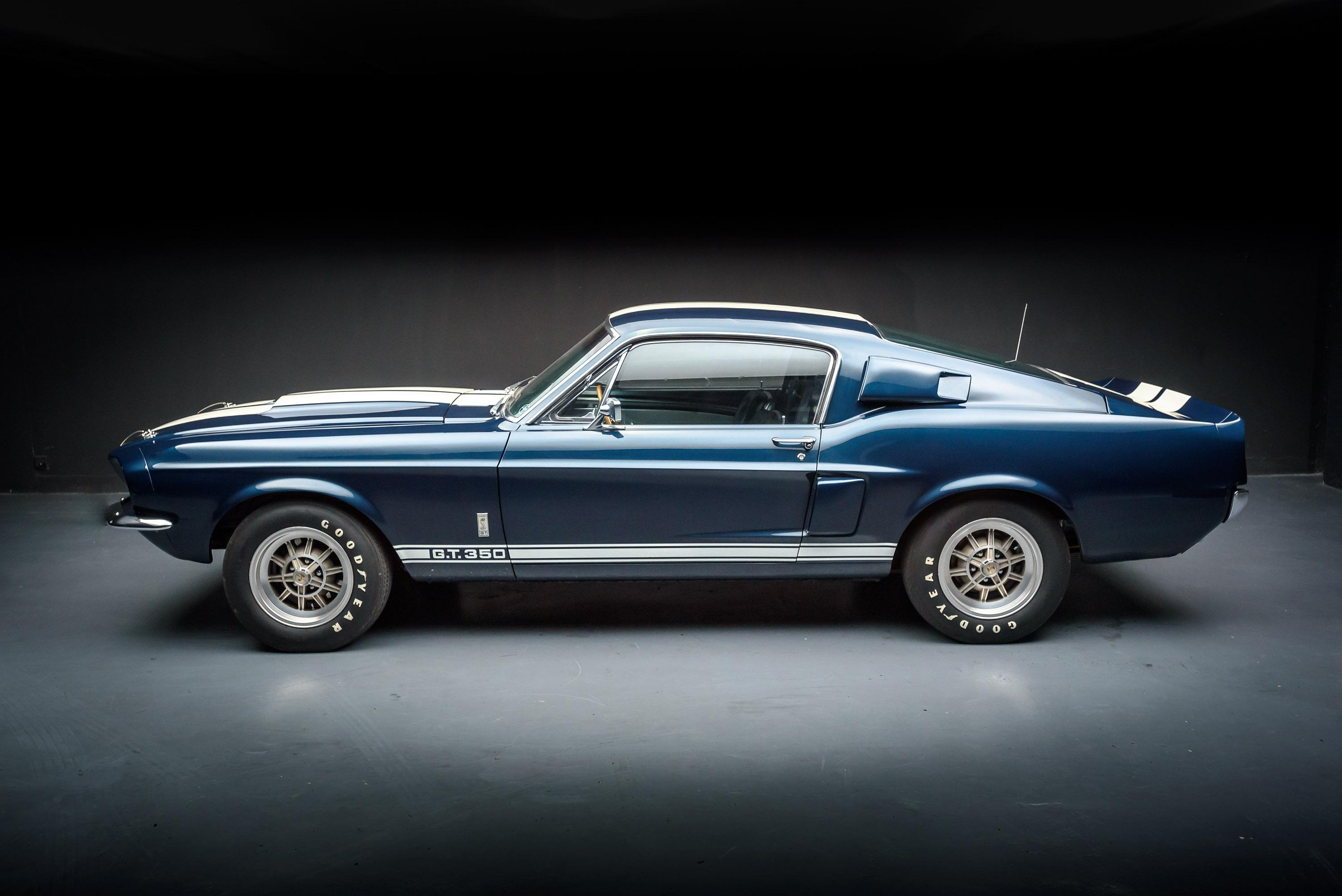 1967 Shelby GT350 HD Wallpaper | Background Image