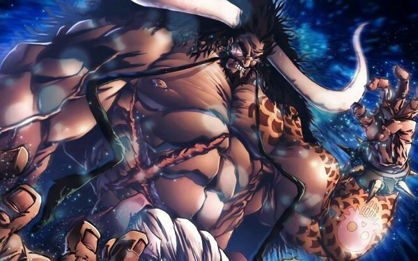 Anime One Piece Kaido HD Wallpaper | Background Image