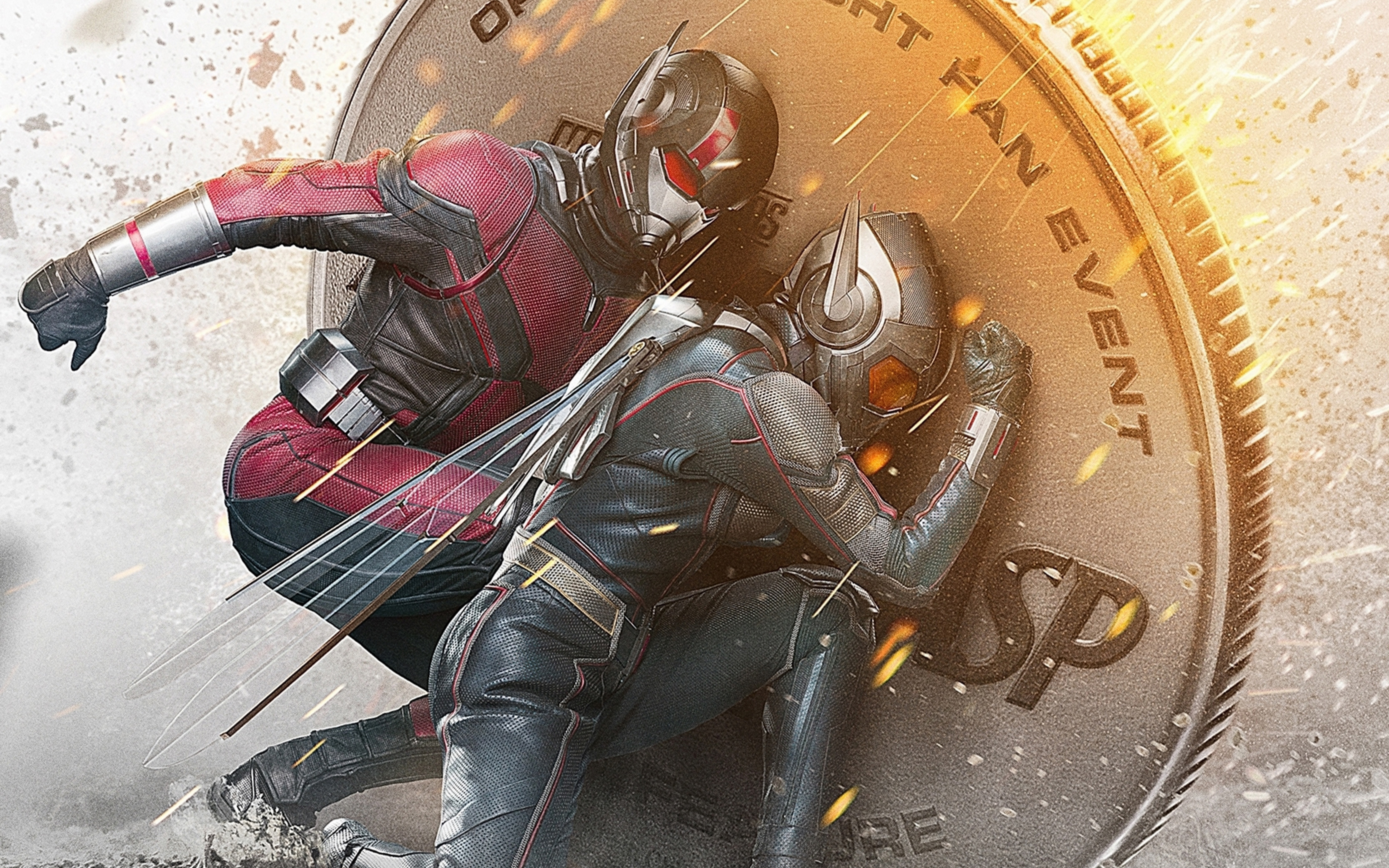 Ant Man And The Wasp Fond Décran Hd Arrière Plan 3333x2083 Id