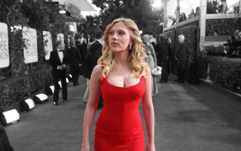 Berühmte Personen - Scarlett Johansson Wallpapers and Backgrounds ID : 93361