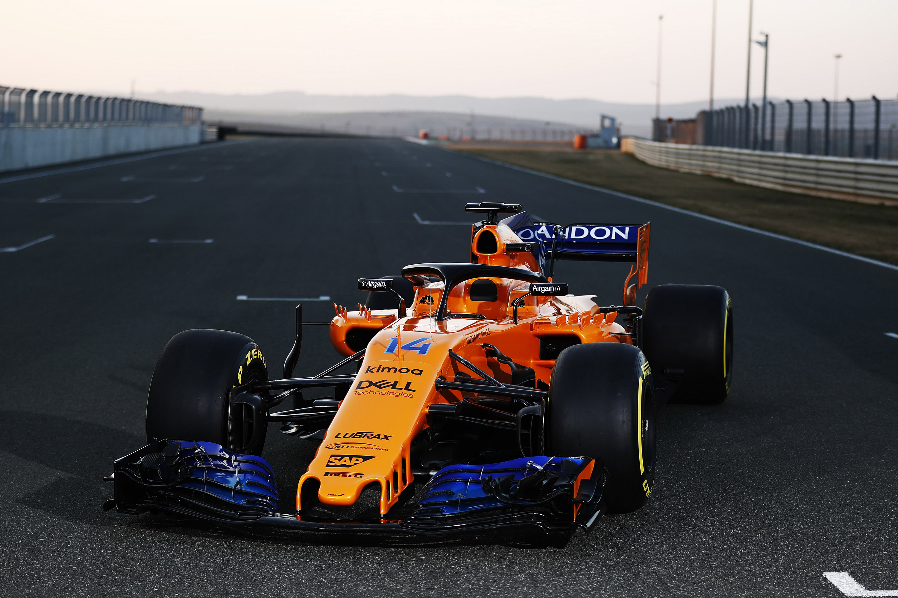 2018 Formula1 Mclaren Mcl33 V4 2000 Hd Wallpaper
