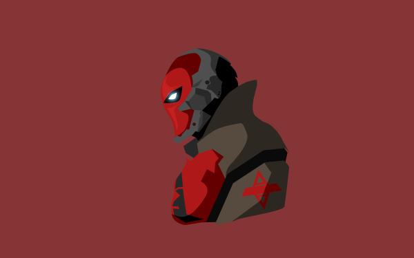 Comics Red Hood HD Wallpaper | Background Image