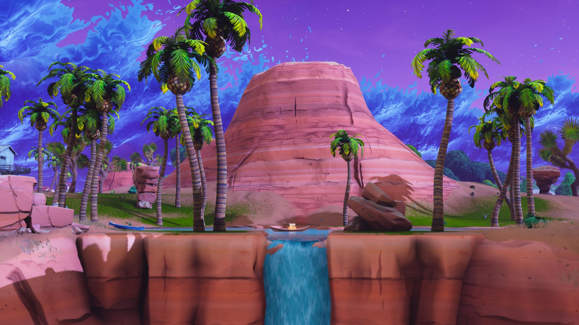 Desert Island HD Wallpaper | Background Image | 1920x1080 ...