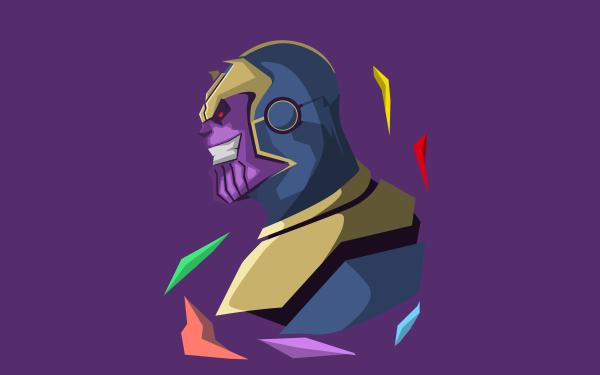 Comics Thanos Avengers: Infinity War HD Wallpaper | Background Image