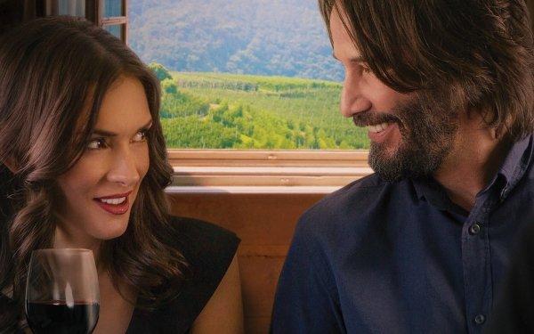 Movie Destination Wedding Winona Ryder Keanu Reeves HD Wallpaper | Background Image