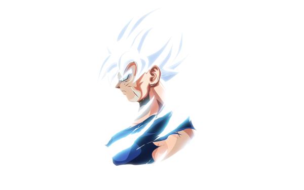 Anime Dragon Ball Super Dragon Ball Goku Ultra Instinct HD Wallpaper   Background Image
