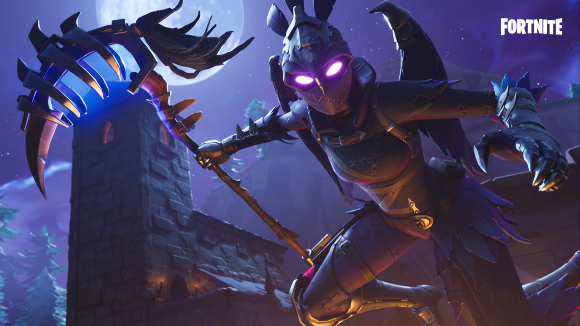 Fortnite Ravage Hd Wallpaper Background Image 1920x1080 Id