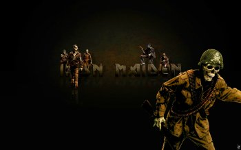Musik - Iron Maiden Wallpapers and Backgrounds ID : 94321