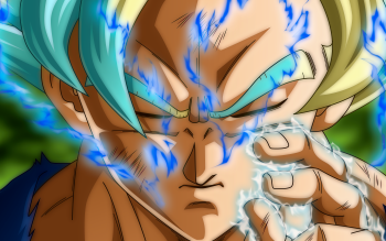 41 4k Ultra Hd Super Saiyan Blue Wallpapers Background