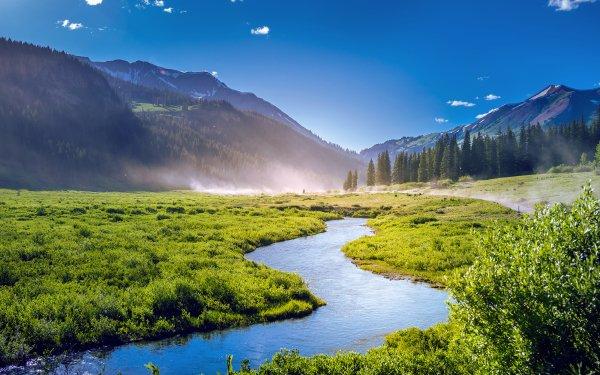 Earth Landscape Colorado HD Wallpaper | Background Image
