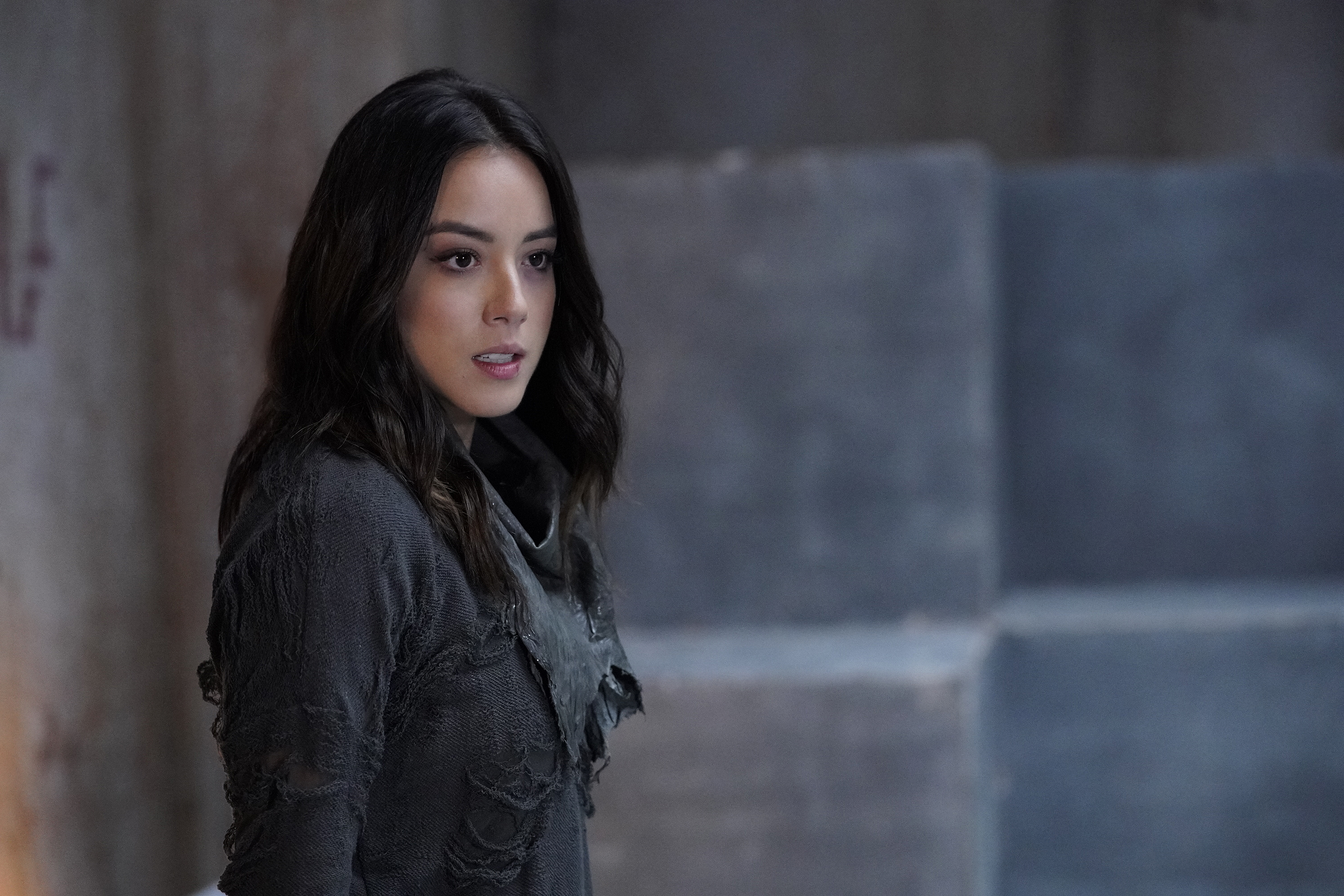 Chloe Bennet Daisy Johnson Hd Wallpaper Background Image