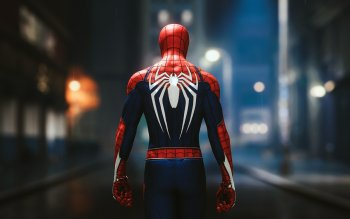 176 Spider-Man (PS4) HD Wallpapers | Background Images