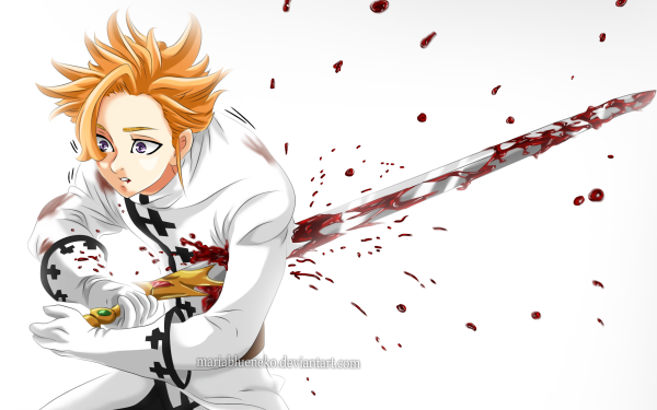 Anime The Seven Deadly Sins Arthur Pendragon HD Wallpaper | Background Image