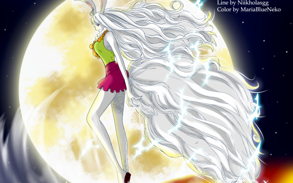 Anime One Piece Carrot HD Wallpaper | Background Image