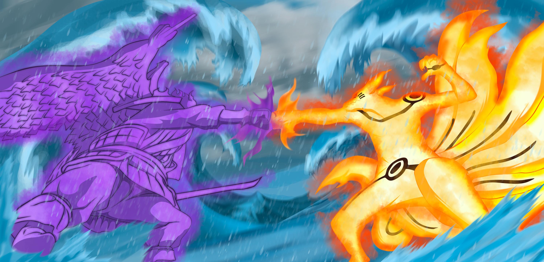 Naruto Hd Wallpaper Background Image 3000x1448 Id