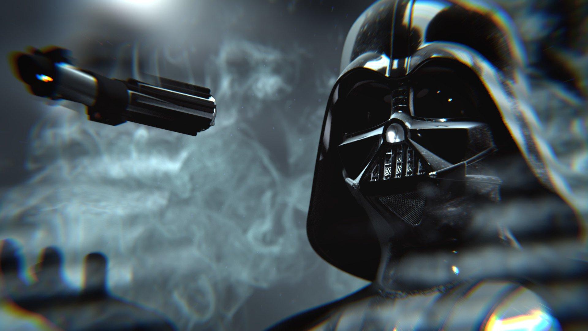 Darth Vader HD Wallpaper  Background Image  1920x1080  ID