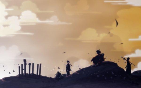 Anime One Piece Monkey D. Luffy Roronoa Zoro Trafalgar Law Kiku HD Wallpaper | Background Image