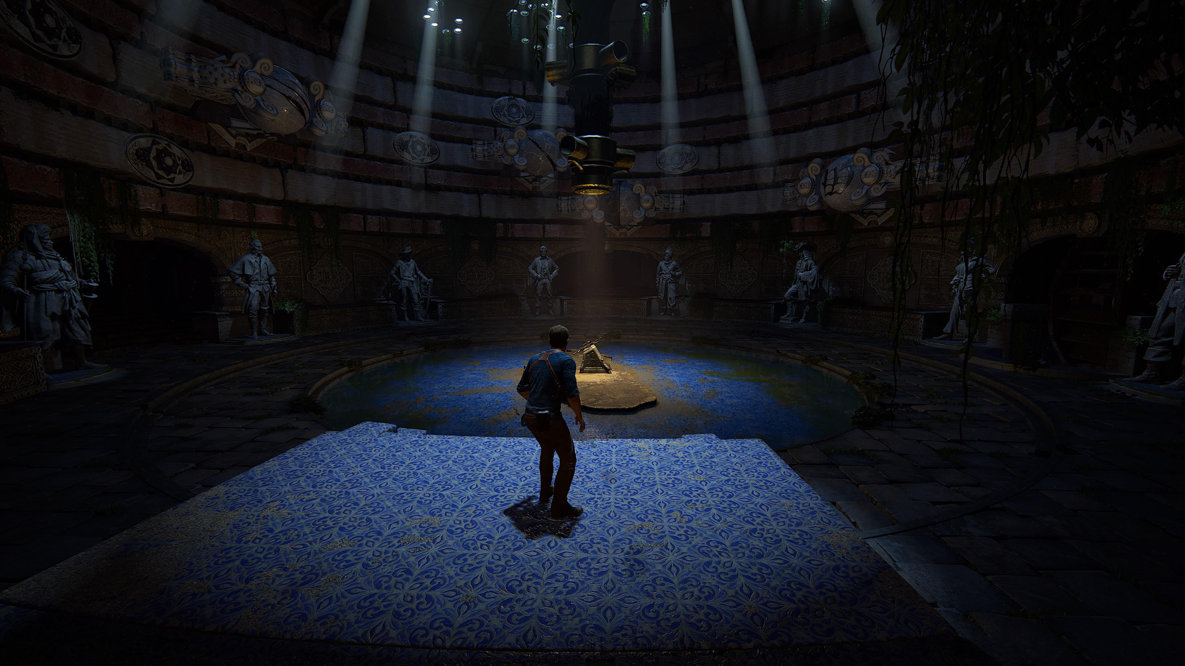 Uncharted 4 El Final Del Ladrón 4k Ultra Fondo De Pantalla