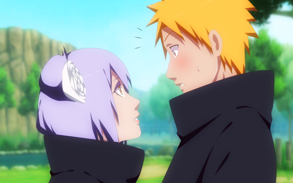 Anime Naruto Yahiko Konan Fondo de pantalla HD | Fondo de Escritorio