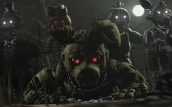 105 Five Nights At Freddys 3 Hd Wallpapers Background