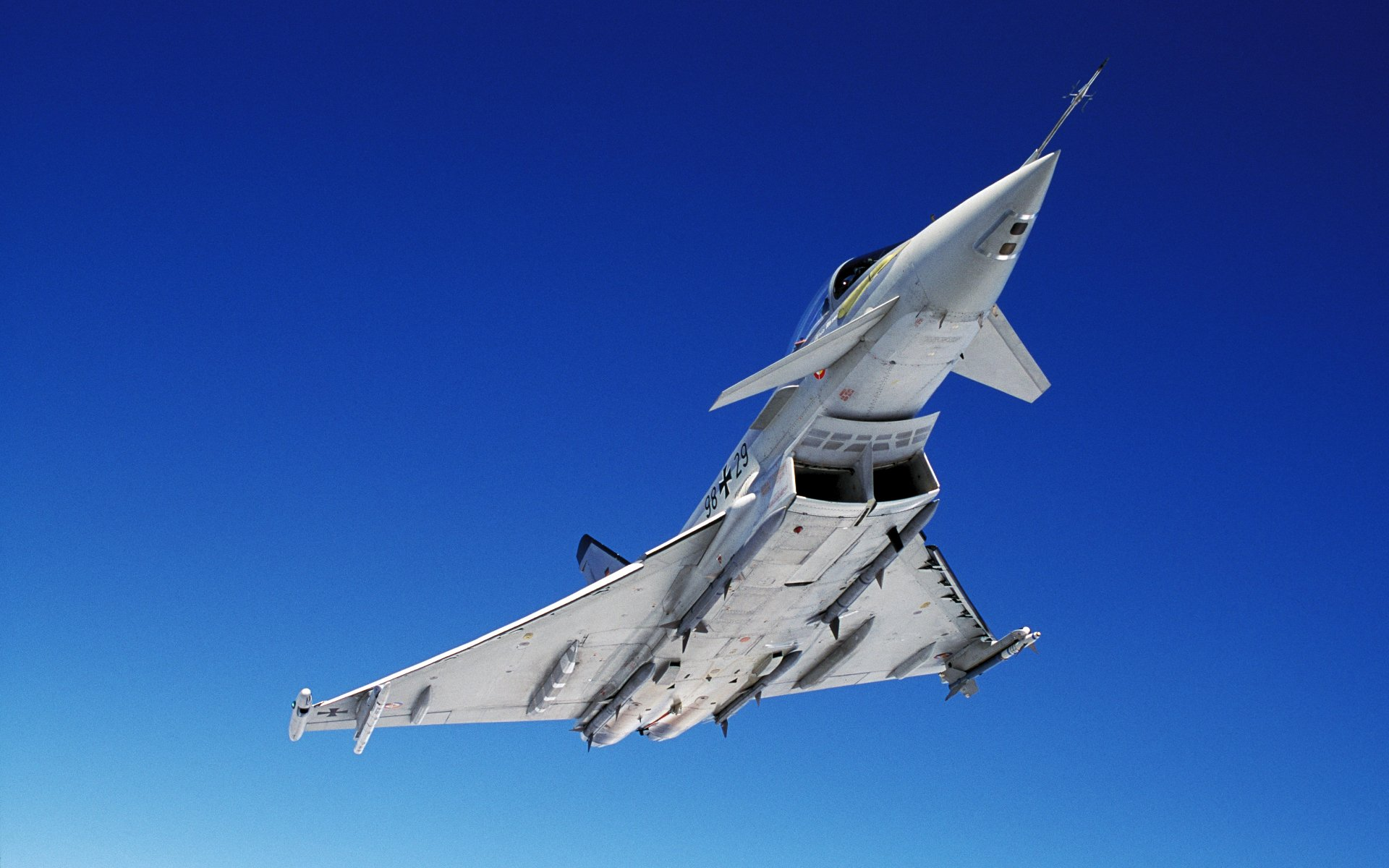 Military - Eurofighter Typhoon  Eurofighter Typhoon Wallpaper