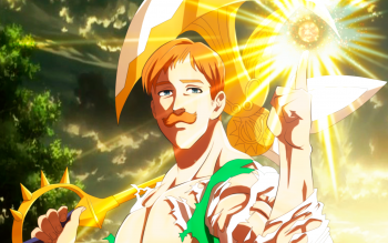 57 Escanor The Seven Deadly Sins Hd Wallpapers