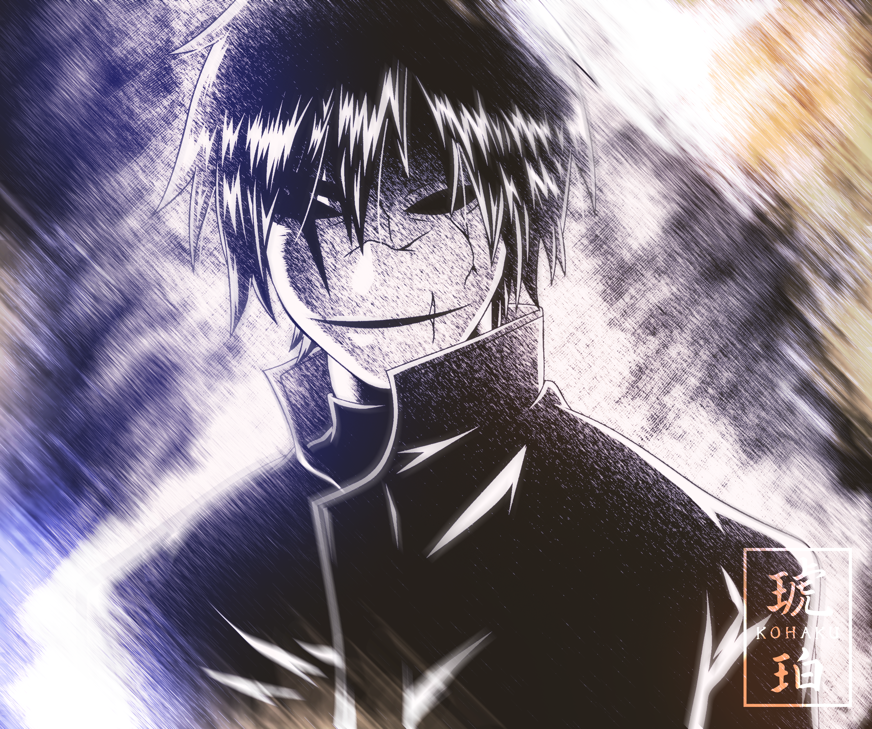 Darker Than Black Hd Wallpaper Background Image 3000x2508 Id