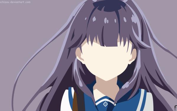 Anime Haruchika: Haruta to Chika wa Seishun Suru Chika Homura Fondo de pantalla HD   Fondo de Escritorio