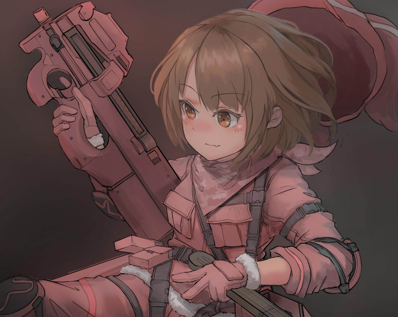 Sword Art Online Alternative: Gun Gale Online 1080p Dual